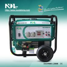 Gasoline generator NDL2500NB--DLS 2.0-2.2KW(2.5KVA)