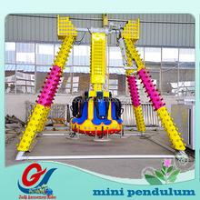 mini pendulum kids rotary swing amusement rides
