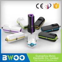 Customized Logo Quality Guaranteed Comfortable Design Plug In Car Charger