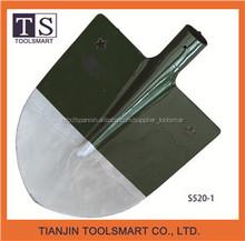 herramientas de jardinería de acero cabeza de la pala