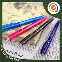 Best selling promotional gifts erasable ball point pen made in China (X-8806)