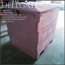 Customized manufacture play top parrot cage pet house
