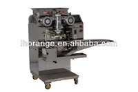 Stainless steel meat pie encrusting making machine