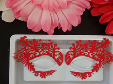 Halloween Occasion fashion nice mask with diamond