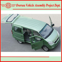 Bigmt 970cc Europe IV Standard Engine Gasoline Passenger Van Mini Cargo Van