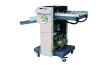 2014welcomed strong quality sticker label kiss cutting laser machine Automatic creasing machine