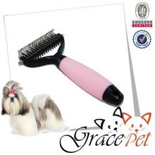 Newest design cat brush dog brush pet grooming