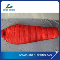 Travel Cold Weather Luxury New White Duck Down Sleeping Bag