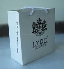 Customized logo Printing Paper Bag Paper Shopping Bag Paper Gift Bag