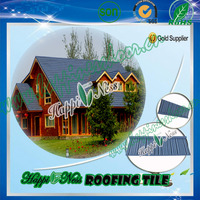 High quality aluminum zinc plate colorful stone coated metal roofing tile, China stone coated steel roofing