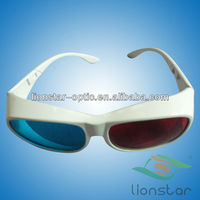 Beatiful arcylic 3d glasses for cheap 3d movies for sale