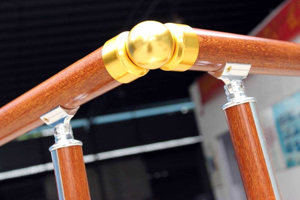 En aluminium escalier main courante pour escalier for Main courante escalier exterieur aluminium