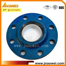 forged carbon steel plate and welding neck pn16 flange