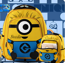 Wholesale Price Minions school bag Despicable Me student backpack Student school bags