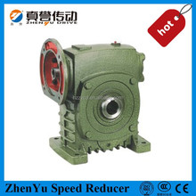 Chinese WPDKS Low Noise Small worm reduction gear boxes for transmission ratio