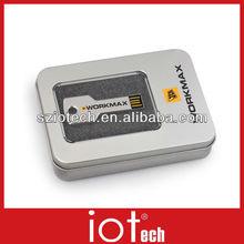 Key Style/Shape Promotional Gift USB Flash Stick