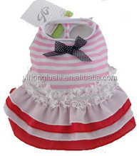 Girl Dog Clothes Party Dress Fashion dresses for dogs Factory Price Wholesale