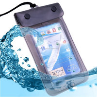 hot selling fashion design popular product advertising multi colored waterproof phone bag for wholesale