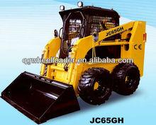 China Bobcat/QINGONG 950kg Skid Steer Loader JC65G (Diesel Engine) With CE