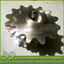 Stainless Steel Roller Chains and Sprockets
