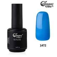 Glimmer Glitz Top sell China supply professional wholesale cheap uv gel soak off neon nail polish 1472