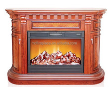best sell large decorative electric fireplace