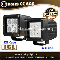 2015 HOT selling product 18w led work light 12 volt led light bar for off road jeep 4x4 with CE