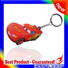 Promotional Custom Key Chain, Rubber Key Ring, Custom Keyring