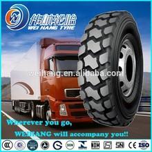 Chino distribuidores de camión radial de acero ruedas 12.00 r20