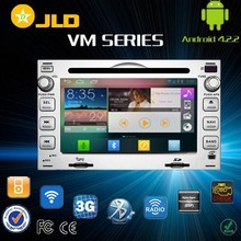 Android 4.2 car audio gps navigation system for Volkswagen Passat