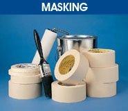 Masking Tapes,Hi temp polyester, Anti skid Tapes, PTFE COATED FIBREGLASS FABRIC TAPE
