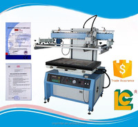 New and cheap screen printing mahcinery with vacuum table LC-6090P screen printing equipment price