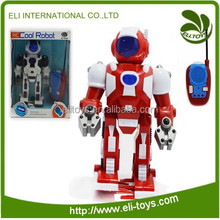 White and red remote control robot