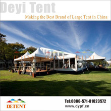 20x100m Party Tents, Luxury Wedding Marquee, Wedding Tent with Glass Sidewall & Lining