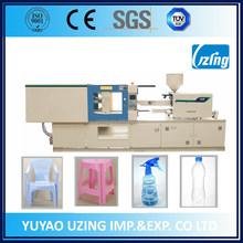 Uzing horizontal plastic chair injection molding machine