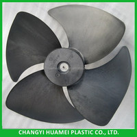 plastic types of fan blades
