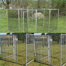Used fencing for dogs dog garden fence iron dog cage
