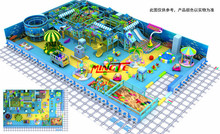 Small Children Indoor commercial playground basketball typing games Children Playground 2015 factory price