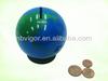 I13-0063 High Quality Plastic Globe Coin Bank