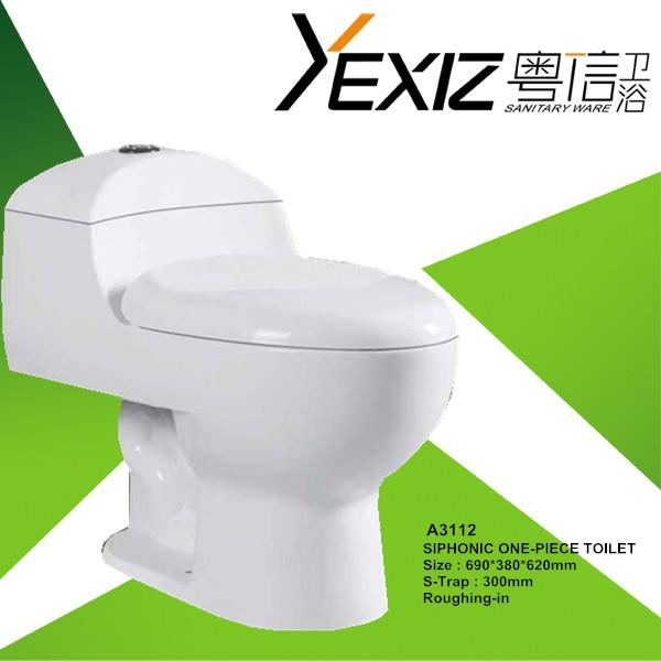 A3112 art culos sanitarios inodoro wc taza del inodoro - Inodoro bidet integrado precios ...