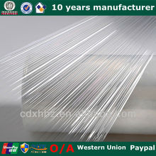 Strong Pull-off Force Clear Stretch Film Machine Roll