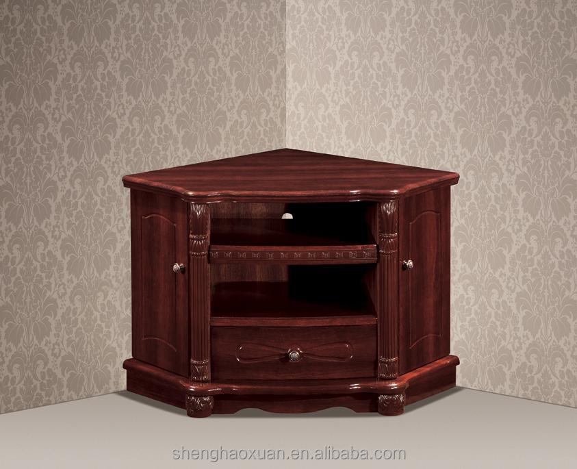 Antique meubles de maison coin meubles tv bois led tv de - Table de tv led ...
