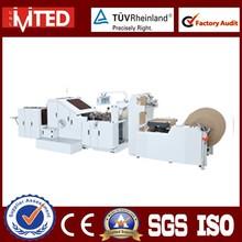 RZ-190 Paper Bag Making Machine With Flexo Printing