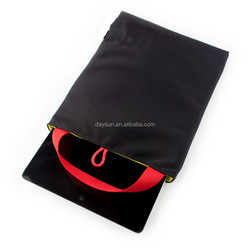 Polyester laptop sleeves case for tablets laptop sleeves