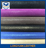 PU Flock Material Flock Fabric Elastic Leather Raw Material for Shoe Making