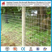 Horse paddock fence/farm/grassland wire mesh fence