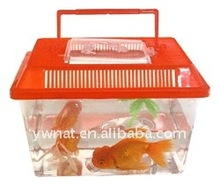 small colorful plastic pet cage for pet