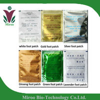 Wood,Bamboo Vinegar Detox Foot Patch(CE,ROHS and Factory Price)