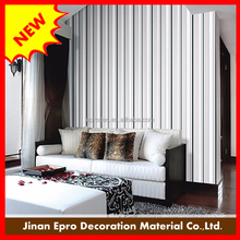 plain and cool fabric wallpaper