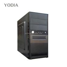 2015 top sale transparent plastic computer case